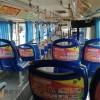 长沙公交广告公司--长沙公交车座椅靠背广告