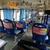 商超开业投放长沙公交广告--长沙公交座椅广告