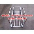 围栏杆运载车围栏移动小车隔离围网支架运载车安全围栏小推车