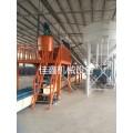 FS免拆复合保温板设备自动化生产线作业产量大0