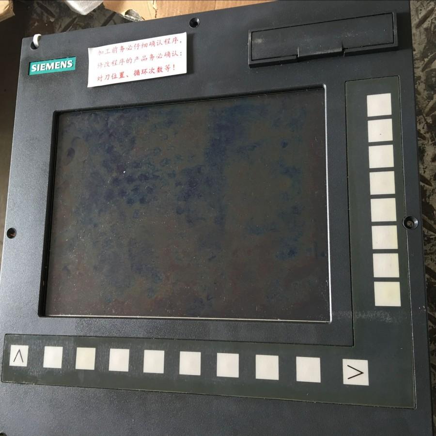 西门子802D SL伺服电机模块坏-专业修理技术