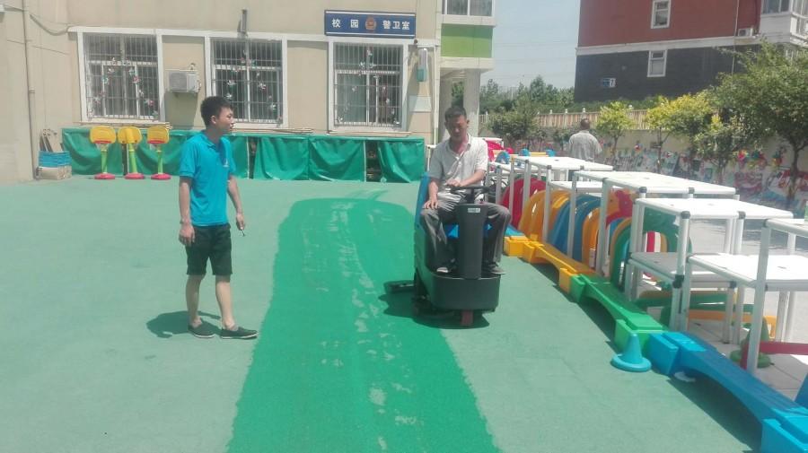 容恩R-QQ工厂用洗地机超强去污简单好用徐州泰州苏州正品包邮
