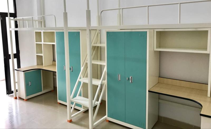 青海钢制公寓床,公寓床厂家定制