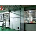南通生产电动保温提升门的厂家