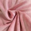 厂家提供cvc天鹅绒 睡袍玩具家居面料 涤棉绒布针织面料