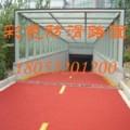 青岛杜美为您解答彩色防滑路面的作用