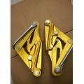 双桃卡线器参数 铝合金卡线器图片