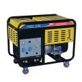 双用300A柴油发电电焊机