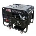 低消耗两用电压300A汽油发电电焊机