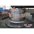 河南专业加工球磨机中空轴铸造厂家