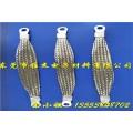 幕墙防雷铜导线,防雷节点2*40导电铜索设计与安装
