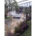 温泉冷雾设备/度假酒店人工造雾设备工程