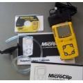 MicroClipXT便携式四合一气体检测仪报警仪