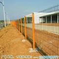 桃形柱护栏生产直销 海口公园围墙防护网规格 三亚隔离网