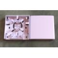 恒贝厂价提供SC双口光纤桌面盒