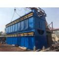 南京铸造厂DMC-120脉冲布袋除尘设备调试安装@首阳
