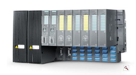 带有冗余接口模块和安全 I/O 模块的SIMATIC ET 200iSP