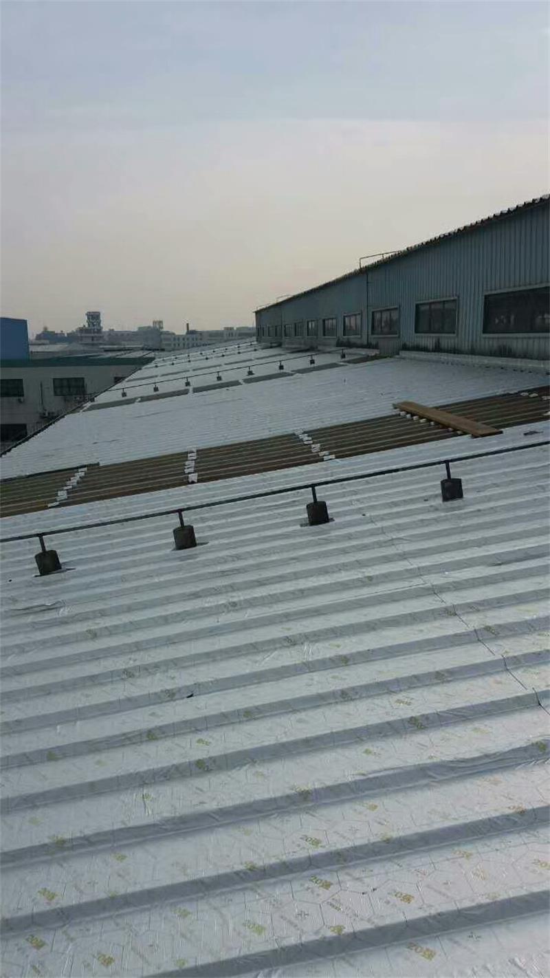 彩鋼屋面專用防水卷材(野麥龍)