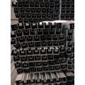 40*60凹槽管生產廠家|鍍鋅護欄凹槽鋼管廠家