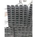 40*60凹槽管廠家|鍍鋅護欄凹槽鋼管廠家
