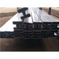 50*50凹槽管生產廠家|護欄凹槽鋼管生產廠家