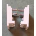 恒贝厂价直销双联光缆固定座