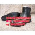 防撞牛皮皮靴-警察專用皮靴