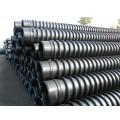 上海廠家供應HDPE增強纏繞管 B型纏繞管 克拉管