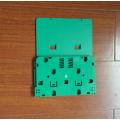 恒贝通信制造绿色6芯熔接盘