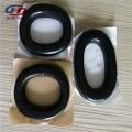 PVC海绵耳机套 背胶吸塑耳套生产厂家