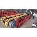 重型板式给料机技术参数和供货范围