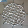 井盖网防坠网防护网窨井网下水道防护网井盖安全网防坠网