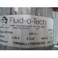 全网首推PA601叶片泵FLUID-O-TECH广而告之