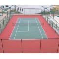 云南硅PU網球場施工方案|昆明硅PU網球場價格yncexin