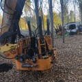 优质园林专用四瓣式挖树机  带土球60断根移树机 小型挖坑机