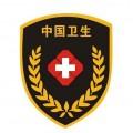 臂章統一標識 衛生應急隊伍裝備 中國衛生應急服裝 統一標識