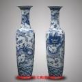 青花瓷大花瓶 景德镇落地大花瓶