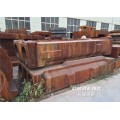陶瓷机械生产配件  陶瓷机立柱  长城铸钢加工