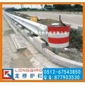 常熟公路波形梁钢护栏 常熟波形护栏板 龙桥护栏现货直销