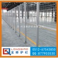 杭州铝合金型材护栏网 铝合金厂区防护安全网 龙桥护栏厂家直销
