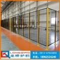 杭州高质量机器人安全防护网工业机器人隔离网 龙桥护栏专业制造