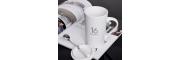 陶瓷马克杯创意陶瓷马克杯白胎陶瓷马克杯白杯
