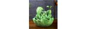 水景摆设陶瓷喷泉摆设陶瓷喷泉加湿器陶瓷喷泉