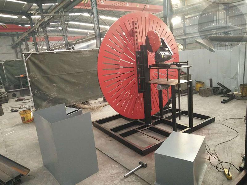 山西钢筋焊接切断弯圆一体机产地货源加重加大