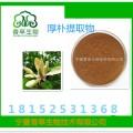 厚朴提取物10:1 速溶粉500克  厚朴现磨原粉香草生物