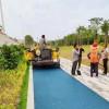 深圳沥青工程队-住宅小区路面沥青施工