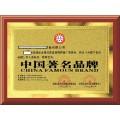 中國著名品牌認證
