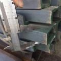 U50欧标槽钢 斜腿欧标U50槽钢 一支起售