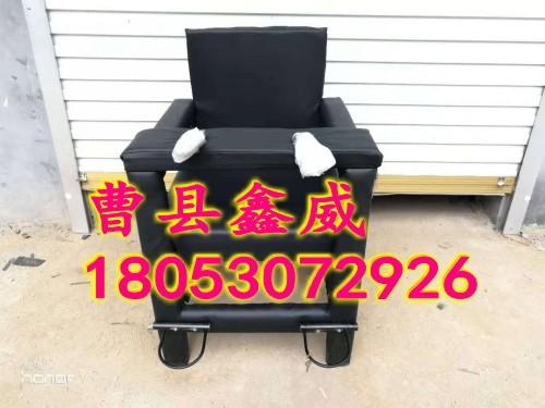 软包审讯椅操控步骤
