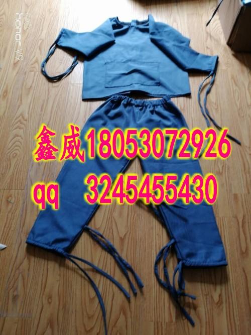 中级防护约束衣 戒毒所高级防护约束衣